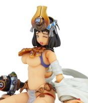 Kaiyodo Queens Blade Series No 006 Menace Action Figure