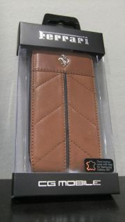 Serie Genuine Leather Flip Case Cover Samsung Galaxy S3 Kamel