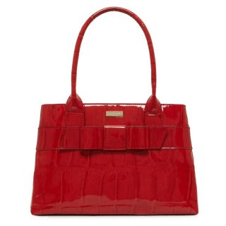 Kate Spade New York Knightsbridge Elena Red Handbag