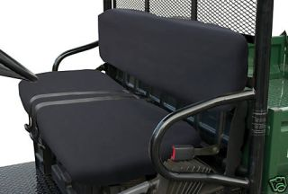 Kawasaki Mule 610 Seat Covers Black