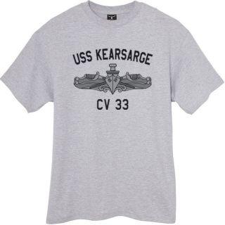 USN US Navy USS Kearsarge CV 33 T Shirt