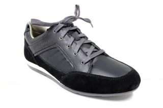 Calvin Klein Mens Casual Shoes Keanan Suede Leather Lace Up F1023