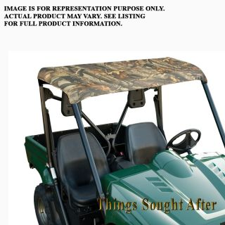 Roll Cage Soft Top for Kawasaki Mule 4010 Utility Vehicle UTV Roof Bar