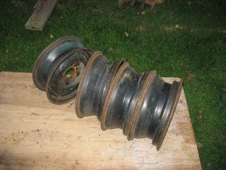 Original Kelsey Hayes Wheels