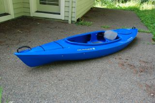 Wilderness Systems Pamlico Excel Sea Kayak 16 Ft