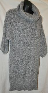 Womens Old Navy Cowl Neck Sweater Dress L