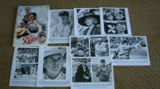 The Babe Movie Press Kit John Goodman Kelly McGillis