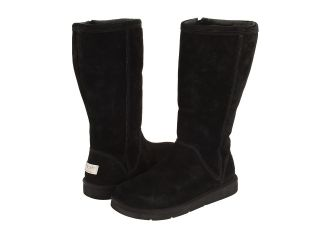 Womens UGG Boots Size 7 Kenly 1890 Black Suede Zipper New Uggs Boot 7