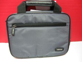 Kenneth Cole Reaction R Tech 10 2 Tablet Laptop Bag Case Gray Netbook