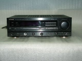 Kenwood Audio Video Stereo Receiver KR V7020