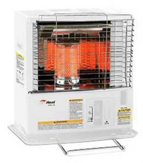 Kerosene Heater Kero Heat 10 000 BTU New Model