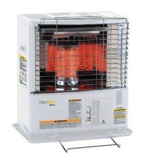 Heatmate HMN 110 Radiant Kerosene Heater 10000BTU 380 Sq ft New