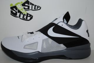 KD IV White White Black Cool Grey DS 4 Kevin Durant YOTD USA