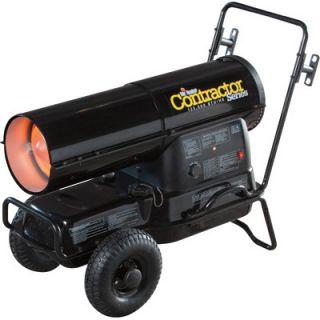 Mr Heater Portable Kerosene Heater 125 000 BTU 3000 Sq ft Heating Cap