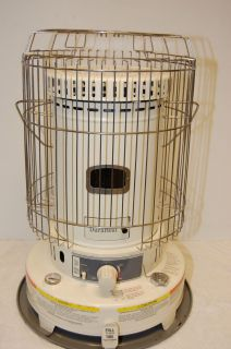 Duraheat Model DH2301 23 000 BTU Convection Kerosene Heater