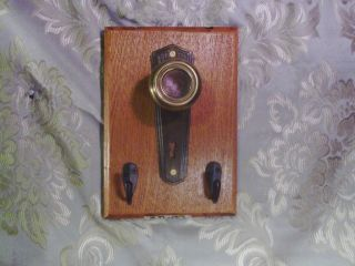 Vintage Door Knob Wall Key Rack Key Holder