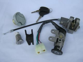 Scooter Ignition Switch Key Set 49 50 150 cc Gy6 Moped Peace TaoTao