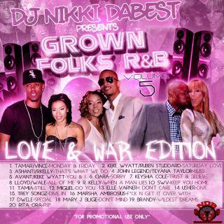 and R B Mixtapes 2012 Tamar Braxton Keyshia Cole Trey Songz R Kelly