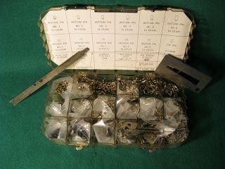 Tools   Kwikset Locksets 400 Line Keying Kit Lock Pin Kit   Complete
