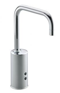 Kohler Touchless Hands Free Lavatory Faucet Cold Water Only Chrome K