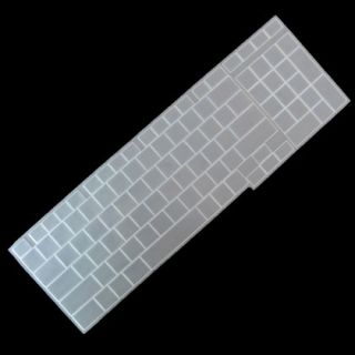 Keyboard Skin Cover Protector for Toshiba Satellite L670D L675 L675D
