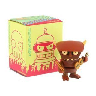 Kidrobot Futurama Collectible Mini Figure Styles Will Vary