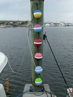 Key West New Lobster Buoys Crab Pot Float Qty 6