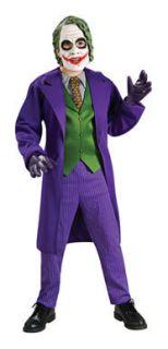 The Joker Deluxe Kids Halloween Costume