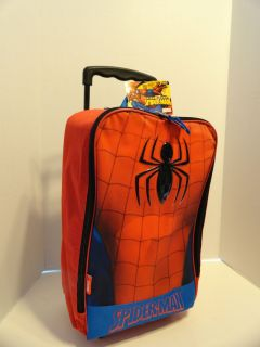 Boys Large Kids Suitcase Children Rolling Luggage Overnight Bag