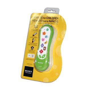 Sony RMKZ1 Kids Universal Wireless Remote Control Green