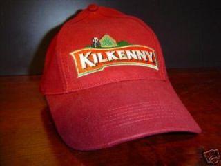 Kilkenny Draught Beer Cap Hat New Bar Brewery Pub Item
