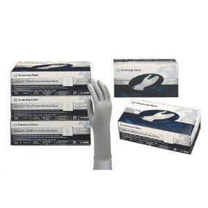 Kimberly Clark Nitrile Large Exam Glove KC300 Sterling 200ct Medical