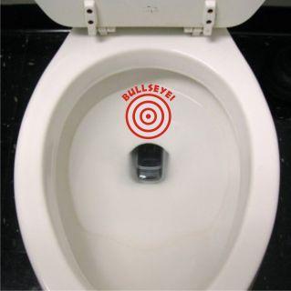 Bullseye Training Target for Toilet Funny Kids Seat