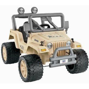 Jeep Kids Battery Powered Ride on Military Army Camouflage Car