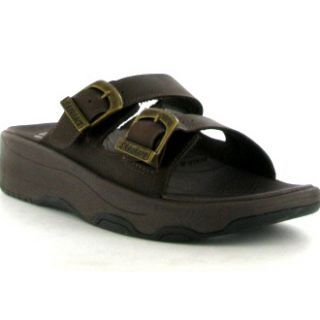 Skechers Tone UPS Killa Womens Sandal Brown Size UK 4 8