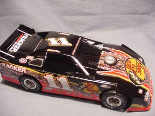 Steve Kinser Bass Pro Shops Dirt Late Model Prelude to The Dream Race