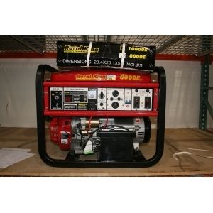 Rural King 10 000 Watt Electric Start Portable Generator 10000E