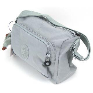 Kipling Reth s Crossbody Shoulder Bag Handbag Monkey Keychain Lime