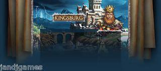 Kingsburg Board Card Game Fantasy Flight Games New