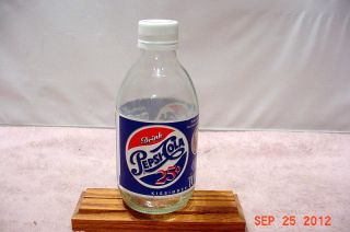 Vintage Pepsi Bottle Kissimmee Florida 10 FL Oz