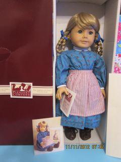KIRSTEN DOLL SOFT BODY PLEASANT COMPANY AMERICAN GIRL NEW IN BOX   PRE