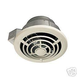Nutone 8210 Ceiling Bathroom Kitchen Exhaust Fan 210CFM