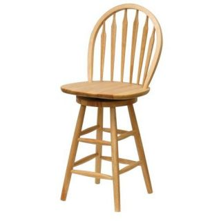 Wood Swivel Kitchen Counter Bar Chair Stool Stools New
