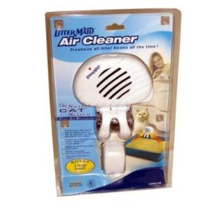 Cleaner Filter Fan for Litter Box Cat Small Animal Supplies New