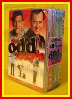 Couple The Complete Series Pack DVD All 5 Seasons NEW Klugman Randall