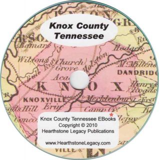 Knoxville Tennessee History Genealogy Knox County TN