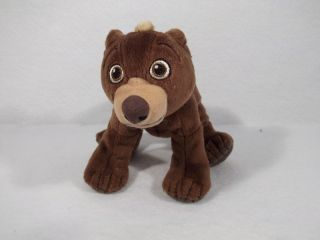 Disney Brother Bear Koda 6 Bear Plush Toy Bean Bag