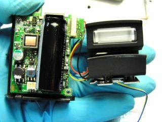 Kodak DX6490 Digital Camera Parts Flash Unit w Inst
