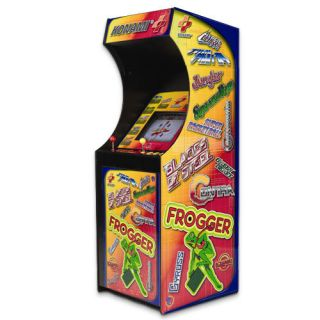 Konami Home Arcade 12 games in one cabinet NEW IN BOX Ships FREE w Buy