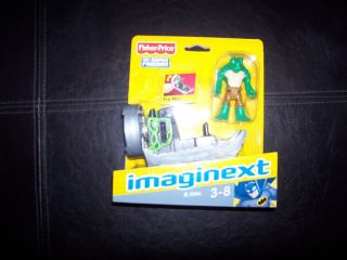 Fisher Price Imaginext Kroc Boat New in Package